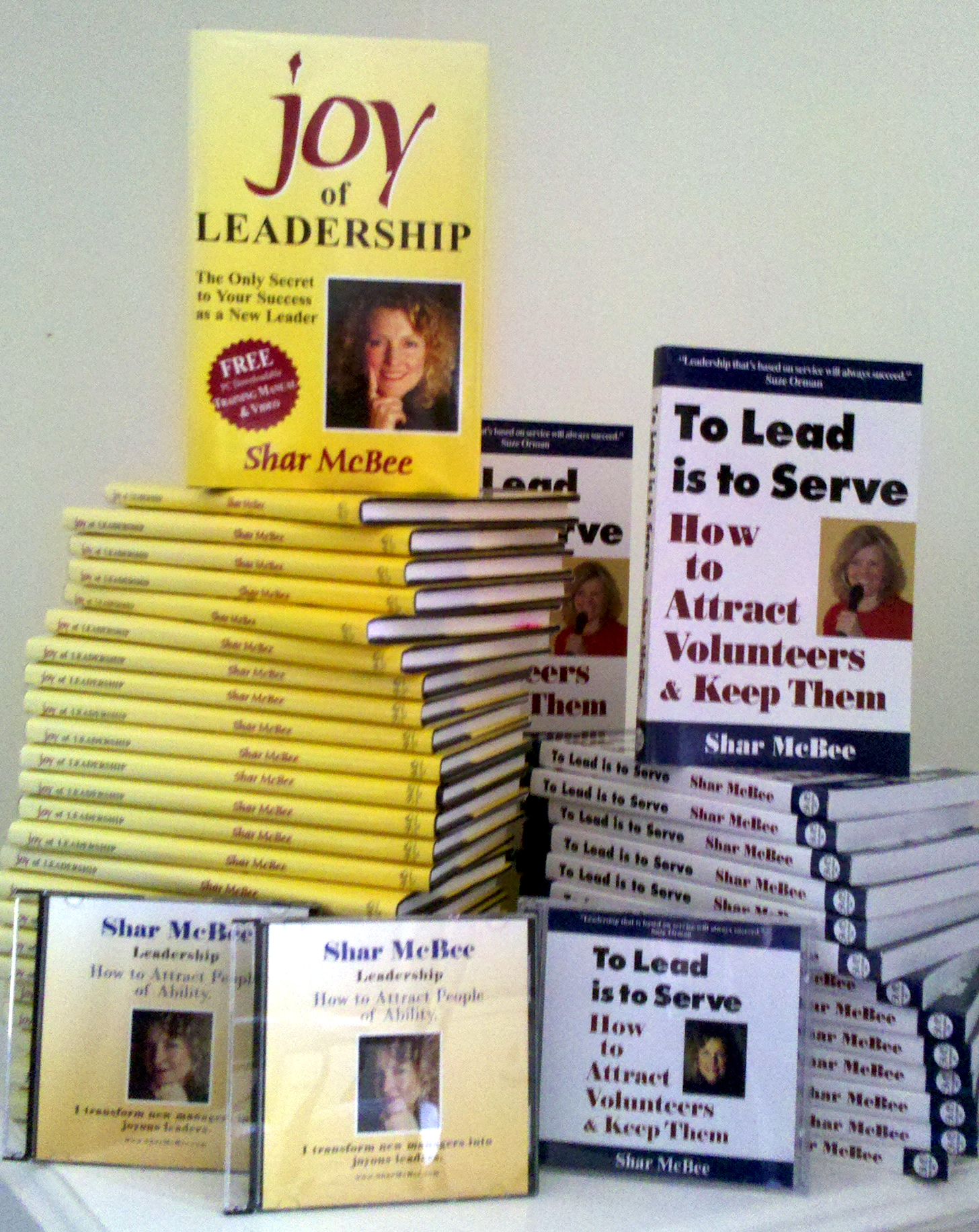 Book report to lead is to serve by shar mcbee